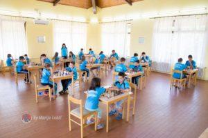 Шаховска предавања на кампу