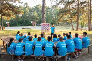 Шаховске лекције у природи